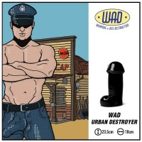 Anální dildo Mister B WAD36 Urban Destroyer