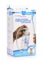 Klystýr a aplikátor lubrikantu CleanStream Pump Action