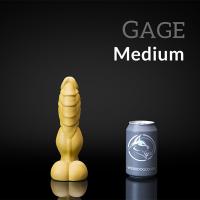 Dračí dildo Weredog Gage Jet střední