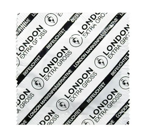Kondomy Durex London Extra Large 1 ks