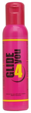 Silikonový lubrikační gel Glide 4 You 100 ml