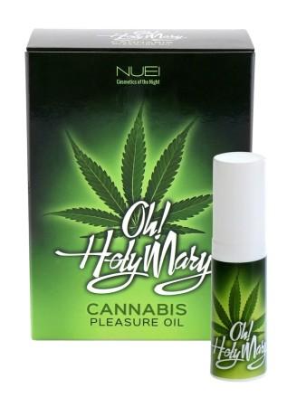 Stimulační olej Nuei Oh! Holy Mary Cannabis Pleasure 6 ml