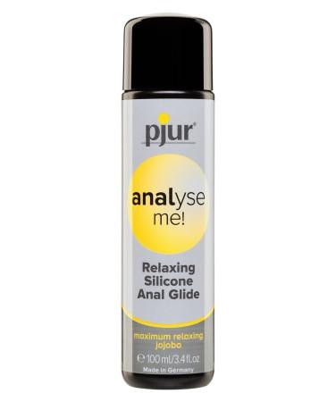 Silikonový lubrikační gel Pjur Analyse Me! 100 ml
