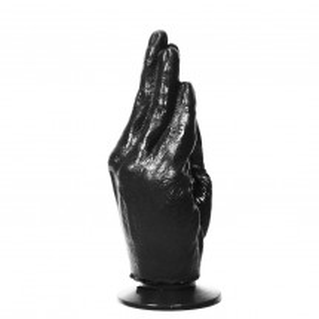 Dildo – ruka All Black AB13 Otto
