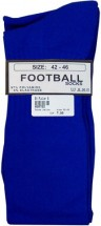 Fotbalové ponožky Mister B modré