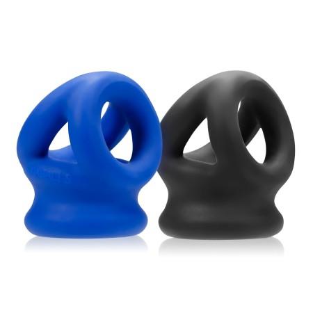 Erekční kroužek a natahovač varlat Oxballs Tri-Squeeze