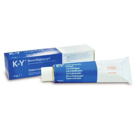 Sterilní lubrikační gel K-Y 82 g