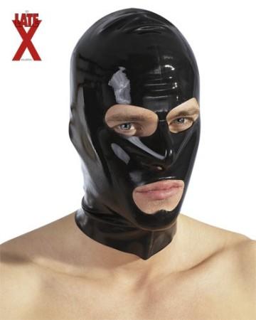 Latexová maska Late X