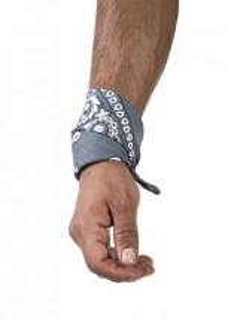 Hanky šátek šedý
